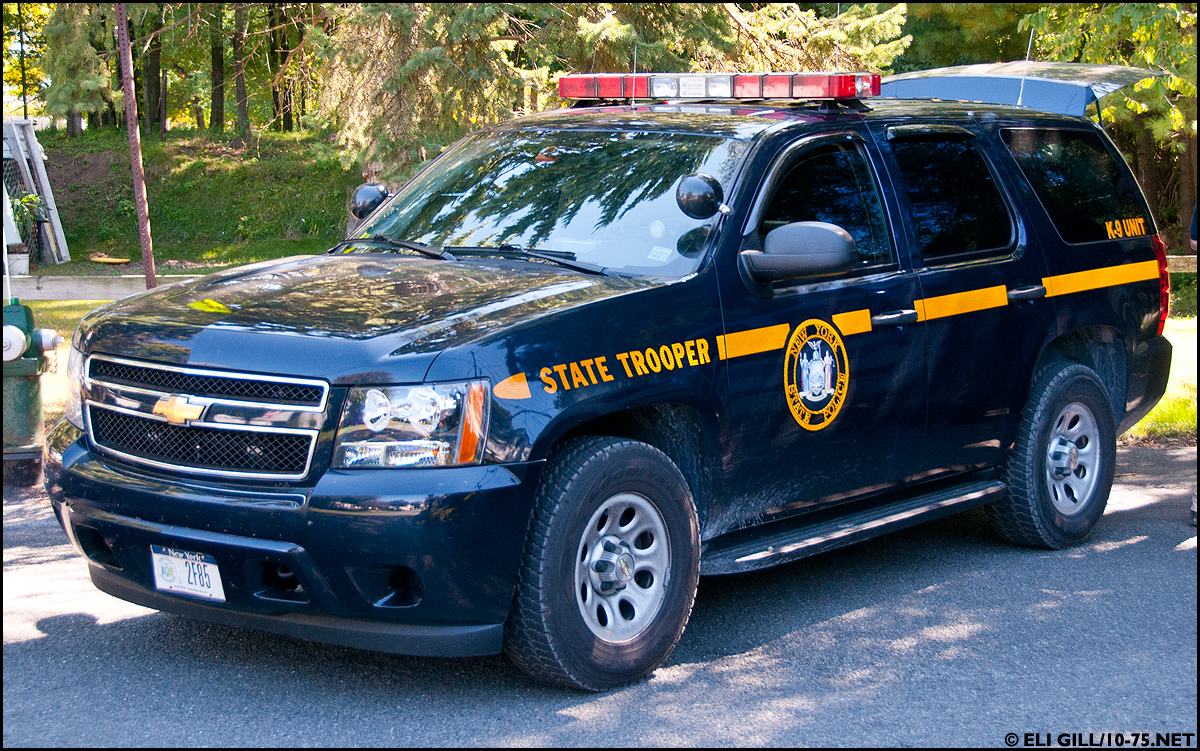 New Chevy Tahoe >> New York State Police