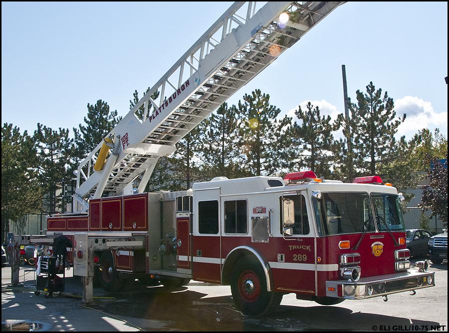 Plattsburgh Fire Department